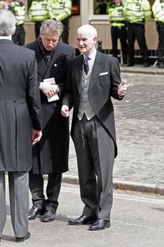 Michael Peat - Windsor - 09-04-2005 - Carlo e Camilla finalmente sposi!