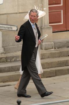 Principe Carlo, Camilla - Windsor - 09-04-2005 - Carlo e Camilla finalmente sposi!