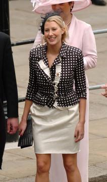 Sarah Buys - Windsor - 09-04-2005 - Carlo e Camilla finalmente sposi!