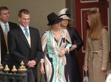 Royal family - Windsor - 09-04-2005 - Carlo e Camilla finalmente sposi!