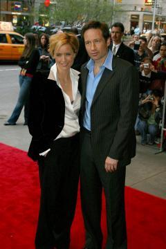 Tea Leoni, David Duchovny - New York - 10-04-2005 - Finito il matrimonio di Tea Leoni e David Duchovny