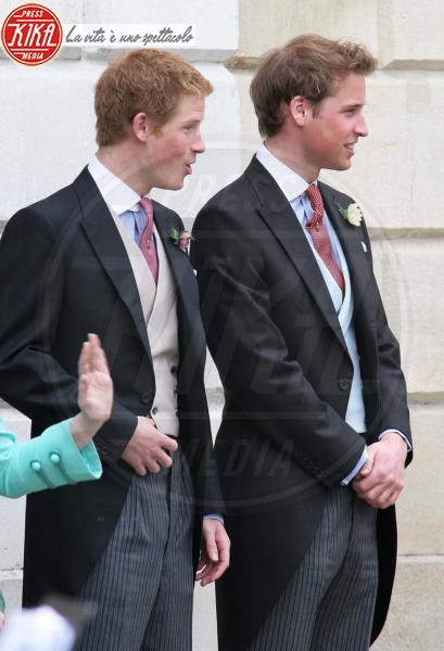 Principe William, Principe Harry - Londra - 09-04-2005 - Royal Baby: Lady Diana sarebbe oggi nonna