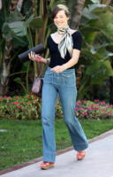 Milla Jovovich - Los Angeles - 28-10-2008 - Milla Jovovich spogliarellista per William H. Macy