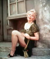 Marilyn Monroe - Marilyn Monroe fece ricorso alla chirurgia estetica