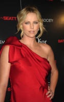"Charlize Theron - New York - 18-09-2008 - Charlize Theron diventa ""messaggero di pace Onu"""