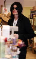 Michael Jackson - New York - 20-10-2008 - Michael Jackson: 343 mila dollari per recuperare la creativita' perduta