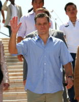 Matt Damon - Cannes - 15-11-2007 -  Matt Damon si candida per il quarto film dell'agente Bourne