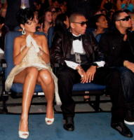 Chris Brown, Rihanna - Los Angeles - 23-11-2008 - Chris Brown accusato di percosse salta i Grammy, Rihanna rinuncia allo show per seguirlo