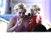 Jaden, Britney Spears - Tarzana - 17-10-2008 - Lynne Spears difende la figlia Britney