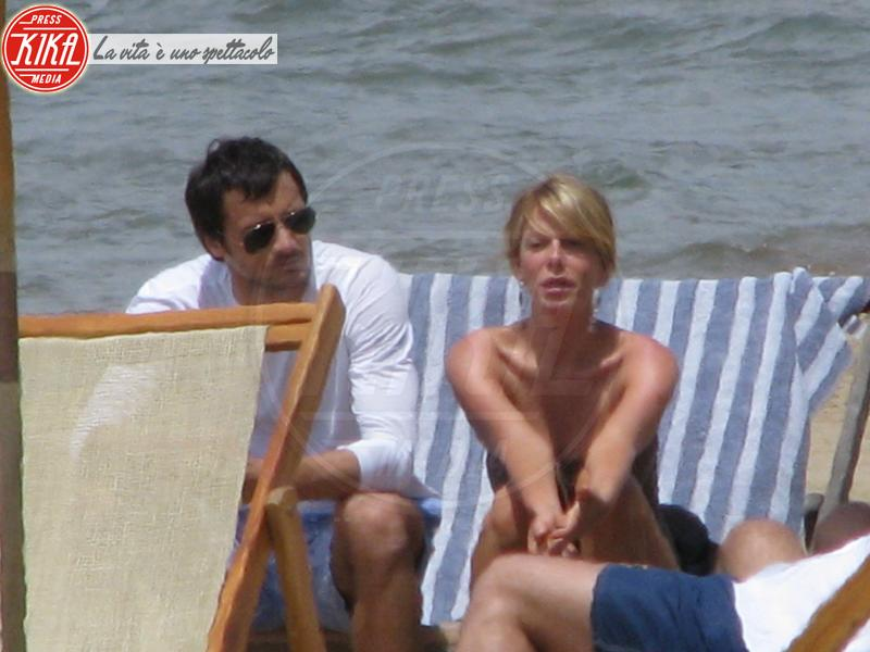 "Carlo Cudicini, Alessia Marcuzzi - Hollywood - 03-06-2008 - Alessia Marcuzzi: ""Con Cudicini non e' finita"""