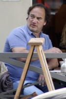 Jim Belushi - Hollywood - 25-11-2008 - Incidente aereo senza danni per Jim Belushi e Brooke Shields