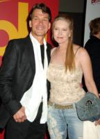 """moglie, Patrick Swayze - Las Vegas - 16-11-2007 - Patrick Swayze smentisce """"People"""""""