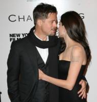 Angelina Jolie, Brad Pitt - New York - 05-10-2008 - Shiloh Jolie-Pitt si fa chiamare John