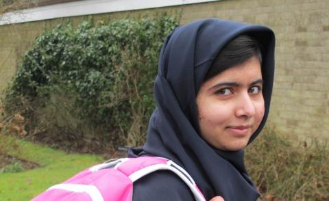 Malala comincia la sua nuova vita in inghilterra foto for Nuova casa coloniale in inghilterra