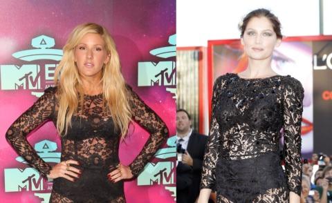 6ea5b974a797 Ellie Goulding e Laetitia Casta  chi lo indossa meglio  - Foto ...