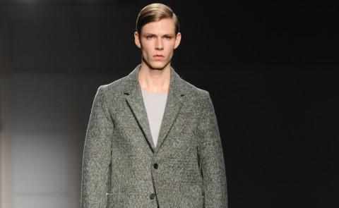 hot sale online c4930 c1af5 Milano Moda Uomo: la sfilata di Jil Sander - Foto ...