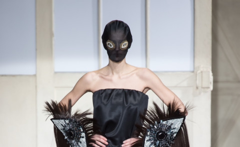 low priced 6174f b8e21 Parigi Fashion Week: la sfilata Martin Margiela - Foto ...