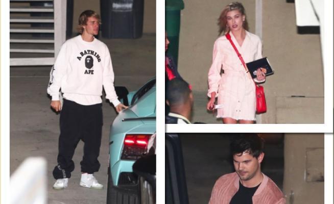 Justin Bieber fa proseliti di lusso alla Hillsong Church
