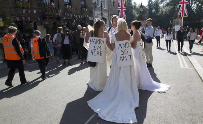 Royal Wedding: ben tre spose per il principe Harry
