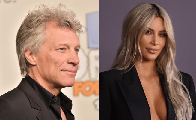Jon Bon Jovi si scaglia contro Kim Kardashian e i reality