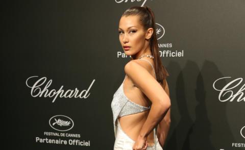 Cannes 2017: Bella Hadid è la stella del party Chopard