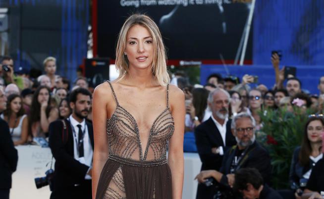 Venezia 74, Alice Campello is the new Giulia Salemi