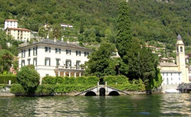 Lago di Como: un attrattore per VIP da tutto il mondo