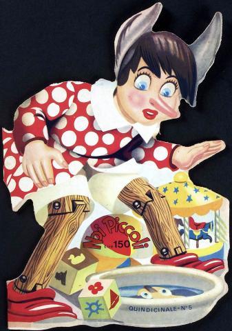 Pinocchio - Los Angeles - 25-03-2009 - Pinocchio compie 70 anni e gli scienziati scoprono che le bugie allungano davvero il naso