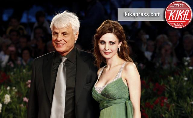 Federica Vincenti, Michele Placido - 06-09-2010 - L'amore non ha età... specialmente nello showbiz!