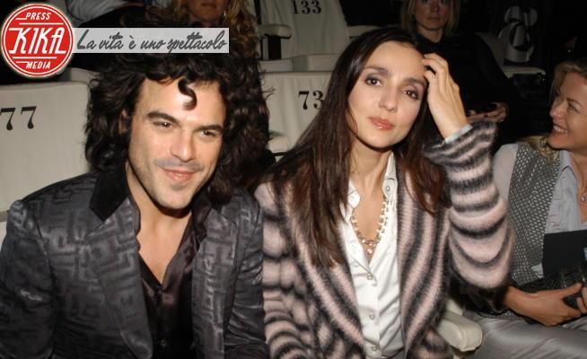 Ambra Angiolini, Francesco Renga - Milano - 16-03-2011 - Crisi con Allegri? Ambra dice la sua. E su Renga...