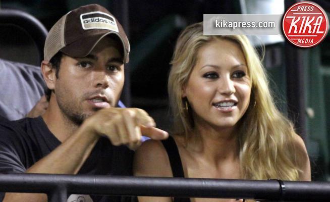 Anna Kournikova, Enrique Iglesias - Miami - 15-04-2011 - Iglesias-Kournikova: le prime foto dei gemellini