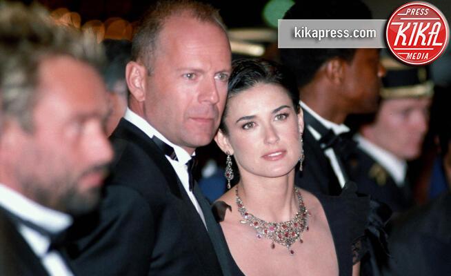 Bruce Willis, Demi Moore - Los Angeles - 24-01-2012 - La confessione di Demi Moore: