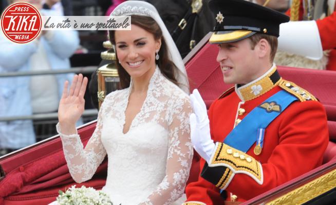 Principe William, Kate Middleton - Londra - 29-04-2011 - 10 anni dal Royal Wedding, le foto celebrative di William e Kate