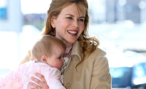Sunday, Faith, Keith Urban, Nicole Kidman - 06-07-2011 - Madri surrogate, perchè no? A Hollywood lo fanno