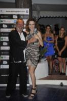 Francesca Neri - Ischia - 10-07-2012 - Francesca Neri e Zucchero premiati all'Ischia Global Fest