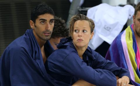 Federica Pellegrini, Filippo Magnini - Londra - 27-07-2012 - Pellegrini-Magnini: quando la coppia del nuoto va a fondo!