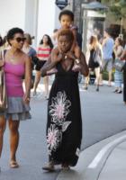 Genesis Tennon, Viola Davis - Hollywood - 17-09-2012 - Viola Davis è una mamma da Oscar