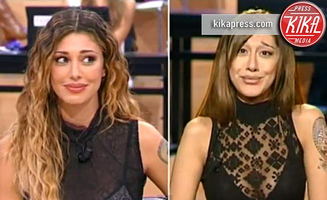Virginia Raffaele, Belen Rodriguez - Belen Rodriguez contro Virginia Raffaele