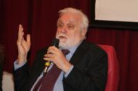 Luciano De Crescenzo - Sant'Arpino - 08-12-2012 - Luciano De Crescenzo presenta il suo ultimo libro
