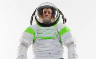Houston - 07-11-2012 - La NASA presenta la nuova tuta spaziale