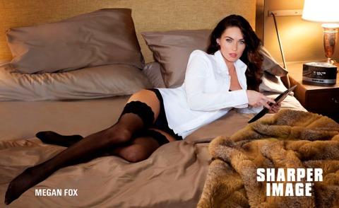 Megan Fox - Los Angeles - 08-05-2012 - Megan Fox rende la tecnologia un po' più accattivante