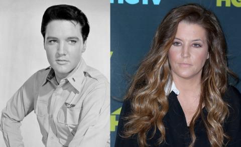 Elvis Presley, Lisa Marie Presley - 09-06-2013 - Lisa Marie Presley è tutta suo padre