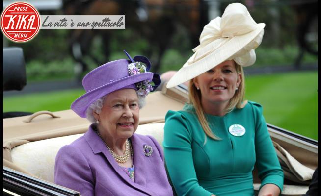 Autumn Phillips, Regina Elisabetta II - Ascot - 20-06-2013 - La Corona inglese nella tormenta, arriva un altro divorzio