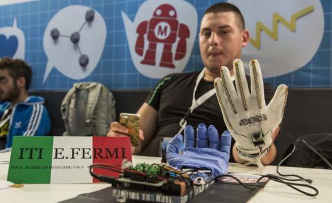 Maker Faire - Roma - 06-10-2013 - La Maker Faire italiana chiude con il botto