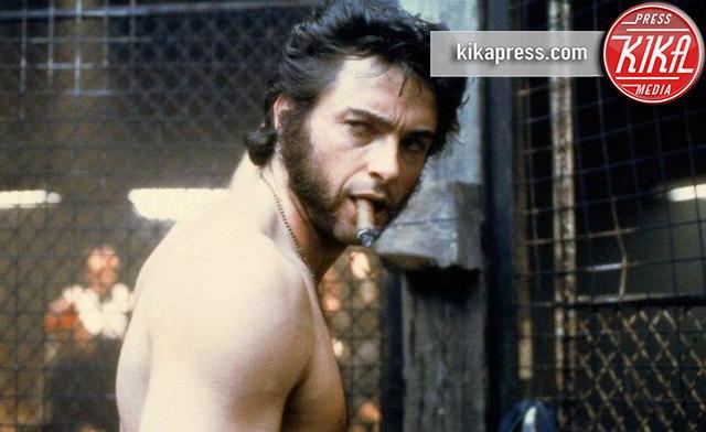 Hugh Jackman - Los Angeles - Auguri Hugh Jackman, lo preferite macho o tenerone?