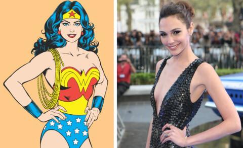 Wonder woman, Gal Gadot - Los Angeles - 04-12-2013 - Gal Gadot: sui grandi schermi nelle vesti di Wonder Woman