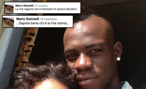 Mario Balotelli - Milano - 09-12-2013 - Mario Balotelli-Fanny Neguesha: un amore da soap opera