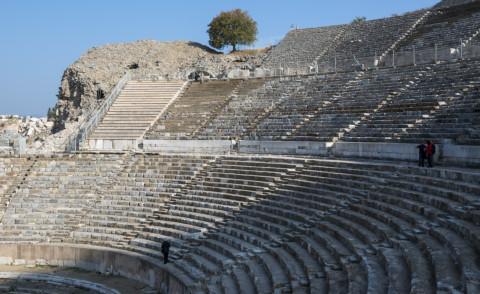 Pergamo - 18-11-2013 - Turchia: viaggio nella città di Pergamo