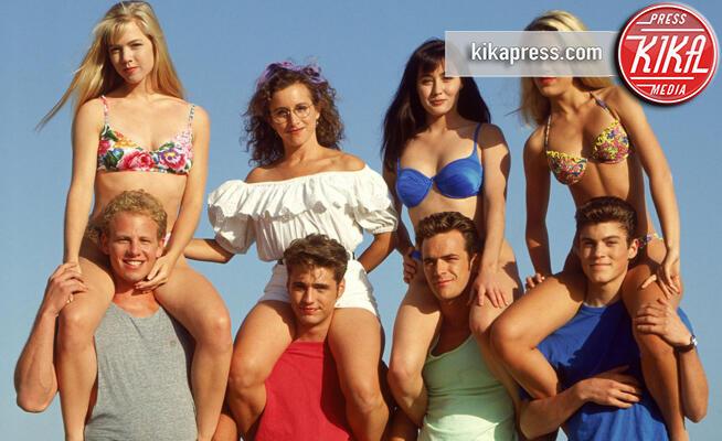 beverly hills 90210 - 19-02-2014 - Beverly Hills, i protagonisti ieri e oggi, la data italiana