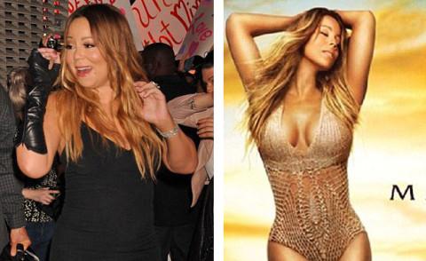 Mariah Carey - 02-05-2014 - Mariah Carey ha presentato a New York il nuovo album